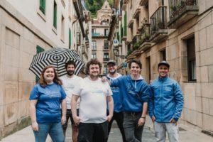 Free Walking Tour San Sebastian guides