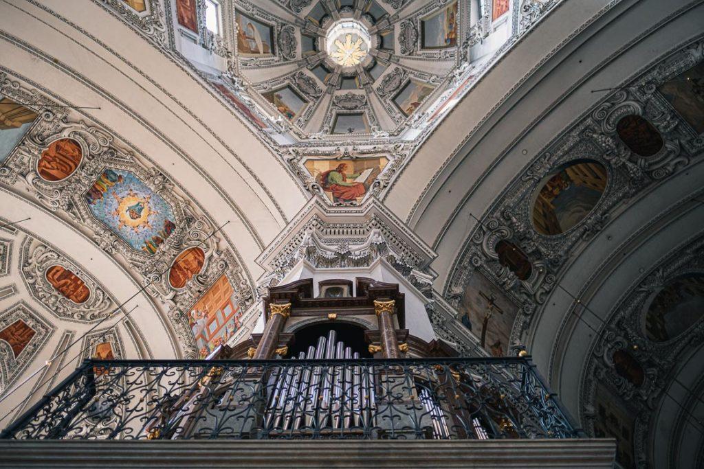 Salzburg Cathedral Organ