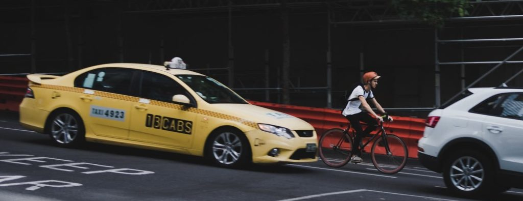 Taxi in Melbourne