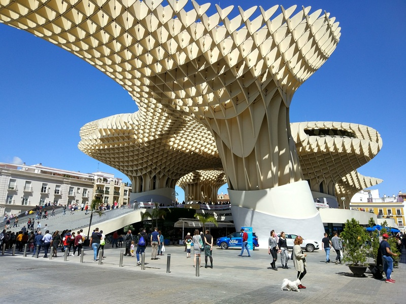must visit attractions in Seville