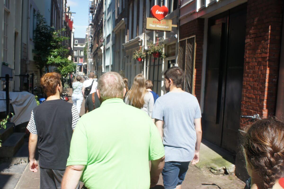 Free The Hague walking tour