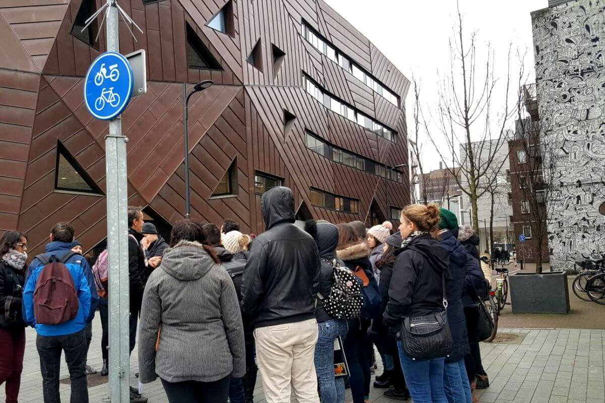 Free walking tours in Rotterdam