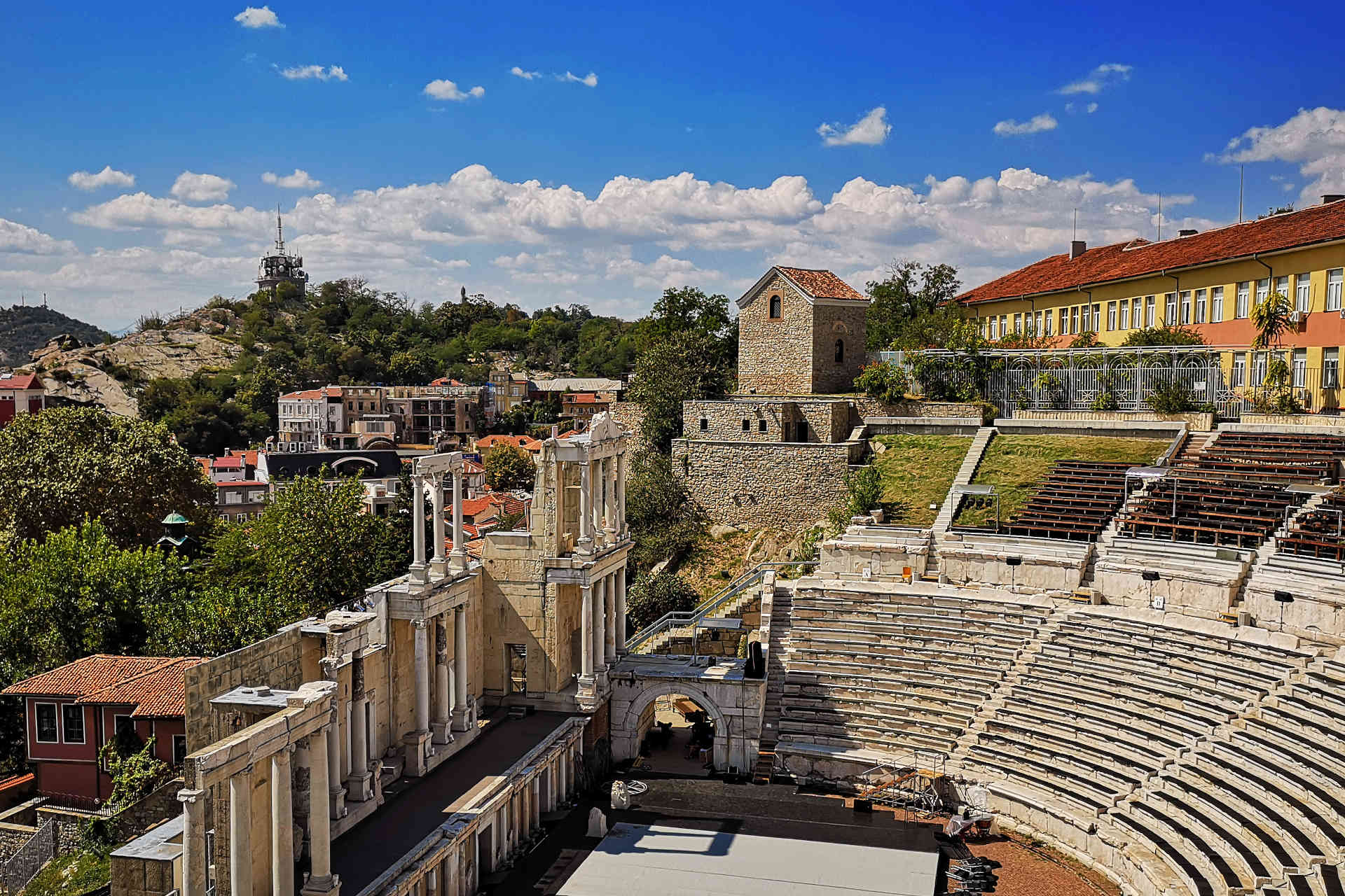 Attractions of Plovdiv
